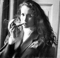 andie pipe smoking