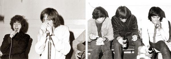 1968, Feest Ruda. Jongens waren wij.